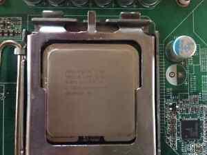 CPU and Heatsink