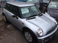 MINI HATCHBACK 1.6 One 3dr (silver) 2006