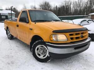 1998 Ford F-150 Series Low KMS No-Accidents Reg Cab Long Box