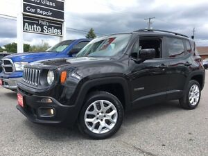 2015 Jeep Renegade North 4X4 // HEATED SEATS / WHEEL, BACKUP CAM