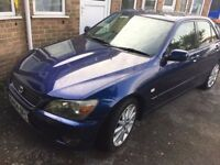 Lexus is200 £1750 if gone today by 5
