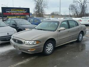 2004 Buick LeSabre (Leather):