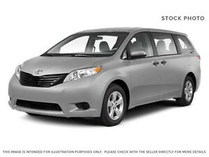 2013 Toyota Sienna All Wheel Drive!
