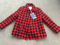 Brand New with tags Girl Cherokee Jacket / Coat size 7-8 years