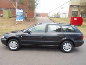 1999 Audi A4 Wagon Smithfield Parramatta Area Preview