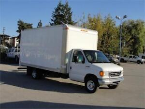 2007 FORD E-450 SUPER DUTY 16FT. BOX *DIESEL*