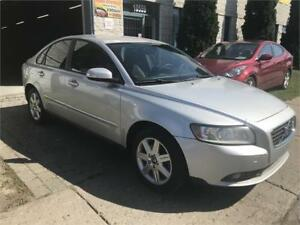 2009 VOLVO S40 (4 CYLINDRE) MANUAL,BLUETOOTH,AC,MAGS,GR-ELECTRIC