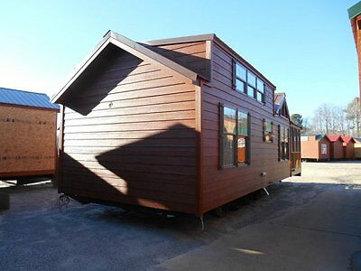 2018 Inhabitant Standard 12x21 RUSTIC Bothy Put Variety Inconsequential MOBILE Available ALL FLORIDA