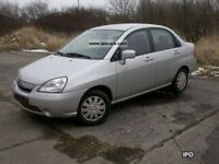 Suzuki Liana 2003 with all new tyres - for parts