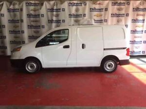 2015 CHEVROLET CITY EXPRESS LS REFRIGERER