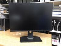 DELL U2415 Ultra Sharp 24.1 inch Full HD IPS Matte Black Monitor