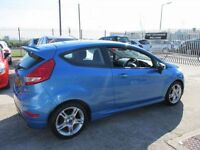 FORD FIESTA 1.6 ZETEC S TDCI 3d 94 BHP (blue) 2012