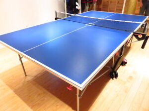 Table tennis ping pong table Kettler Match 5.0 $450
