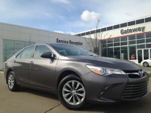 2017 Toyota Camry LE Touch Screen Audio, Backup Cam, Cruise Cont