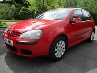 Volkswagen Golf /rabbit PETROL MANUAL 2004/04