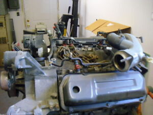 1994 ford thunderbird super coupe engine and 5 speed std trans