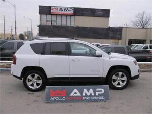 2014 Jeep Compass 4X4 NORTH 2.4L RIMS AUTOMATIC LEATHER!!!