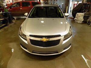 2013 Chevrolet Cruze LT Turbo 4dr Sedan