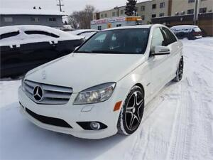 2010 Mercedes-Benz C-Class C 300 AWD AMG TRIM FINANCE Available