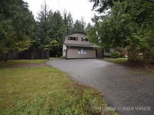 Full house for long term rent on half acre