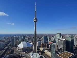 ****Amazing Views 48th Floor Iconic Toronto Downtown Core!!!****