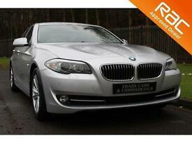 2012 12 BMW 5 SERIES 2.0 520D SE 4D AUTO 181 BHP DIESEL