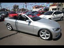 2007 BMW E46 35i E93 Silver 6 Speed Kingsville Maribyrnong Area Preview