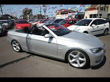 2007 BMW E46 35i E93 Silver 6 Speed Kingsville Maribyrnong Area Preview