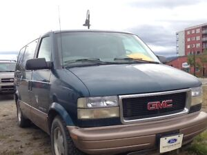 2001 GMC Safari Minivan, Van