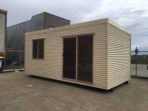 """Portable Office Buildings for sale 6 x 3 """"Built to Order"""" Latrobe Valley Preview"""