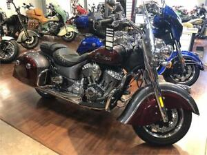 2017 Indian Springfield ***SAVE $3100***