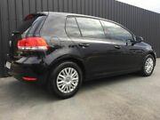 2012 Volkswagen Golf 1K MY12 77 TSI Black 7 Speed Auto Direct Shift Hatchback Phillip Woden Valley Preview