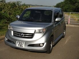 For Sale 2008 Toyota bB, 1.5ltr. Auto, low miles, petrol