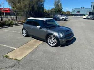 2004 Mini Hatch R53 MY03 Cooper S Silver 6 Speed Manual Hatchback Mile End South West Torrens Area Preview