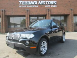 2007 BMW X3 LEATHER | SUNROOF | HEATED SEATS |
