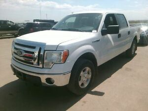 2011 Ford F150 Supercrew 4x4