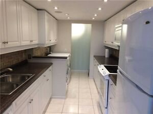 1200+sqft 2bdrm condo @ Square One- All Utilities Incl +Cable!