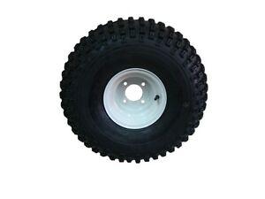 pneu VTT assemblé 22/11-8 5 troues pour remorque