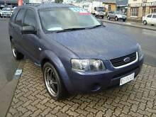 2009 Ford Territory Wagon New Town Hobart City Preview