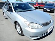 2002 Toyota Camry MCV36R Altise Silver 4 Speed Automatic Sedan Enfield Port Adelaide Area Preview