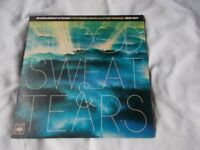 Vinyl LP New City – Blood Sweat & Tears CBS 80784 Italian Pressing 1975 Stereo