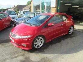 image for 2009 Honda Civic 2.0 i-VTEC Type R GT 3dr HATCHBACK Petrol Manual