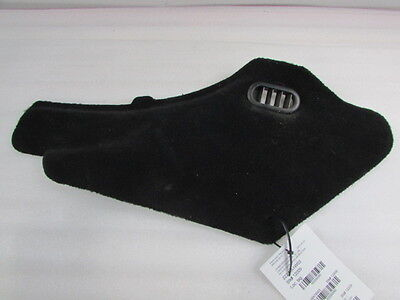 Maserati 4200 Coupe, RH Front Console Tunnel Carpet, Black, Used, P/N 66427690