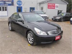 2008 Infiniti G35 Sedan|1 OWNER|NO RUST|AWD|MUST SEE