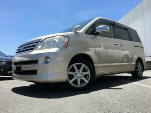2005 Toyota Noah DISABILITY FOLD Gold 4 Speed Automatic Wagon Kingston Logan Area Preview