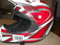 casque motocross THH Helmet 9 ans-medium