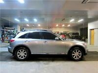 2008 Infiniti FX35 AWD 5pass Metalgun wheels Sunroof Leather Cam