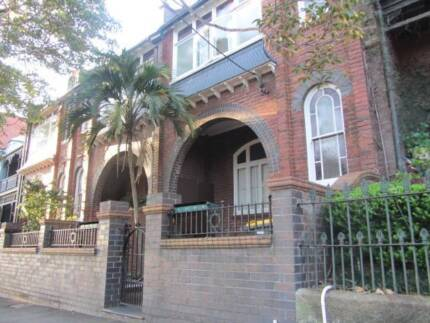 Spotless, quiet, handy, furnished, bedsit Paddington Eastern Suburbs Preview