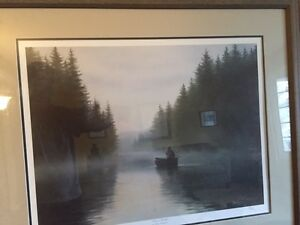 Duck's Unlimited Framed Print - Dawn Paddler
