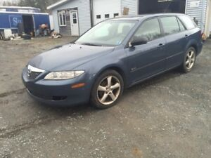 2005 Mazda Mazda6 GS - parting out!